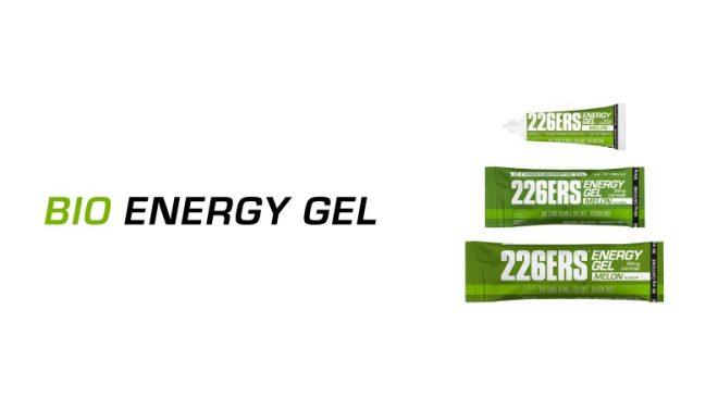 Energy Gel de 25 gramos de 226ERS