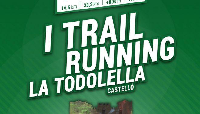 Cartel del Trail Running Todolella 2018