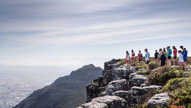 Final de las Golden Trail Series 2018 en Sudáfrica