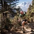 Jordi Gamito en la quinta etapa del Everest Trail Race 2018