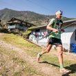 Manu Vilaseca en la primera etapa de la Everest Trail Race 2018