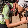 Manu Vilaseca en la quinta etapa del Everest Trail Race 2018