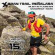 Cartel Gran Trail de Peñalara