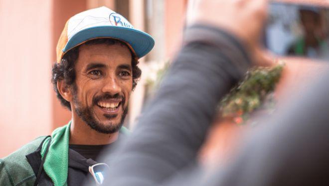 Zaid Ait Malek en Ultra Pirineu 2017