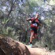 Albert Pujol en la Falco 2018, en la que se proclamó campeón de España de Trail