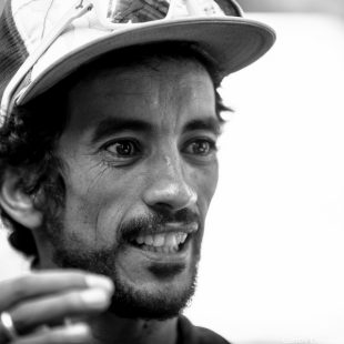Zaid Ait Malek en la Ultra Pirineu 2017