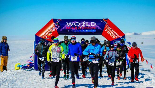 World Marathon Challenge 2019. 7 Maratones en 7 Días en los 7 Continentes