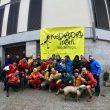 Grupo de organizadores de la Kedada Trail 2019