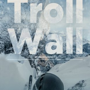 Kilian Jornet presenta Troll Wall.