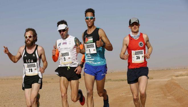 Sahara Marathon 2019.