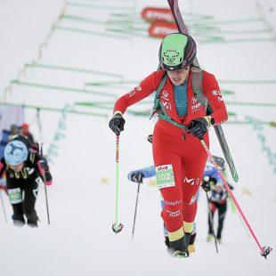 Clàudia Galicia, campeona del mundo de sprint 2019