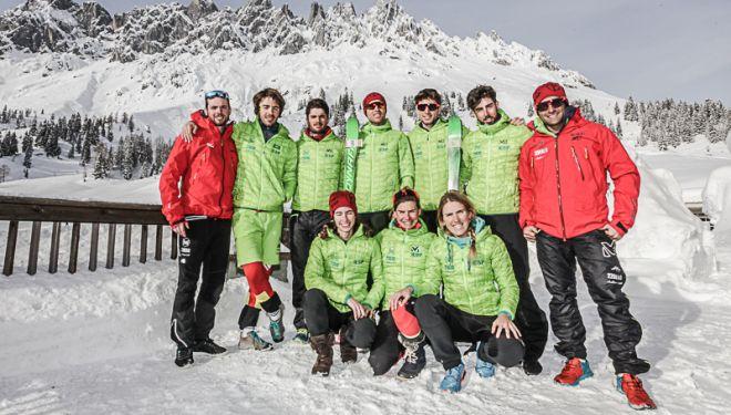 Selección española para los Campeonatos del Mundo de Esquí de Montaña 2019