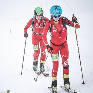 Marta García y Clàudia Galicia en los Campeonatos del Mundo de Esquí de Montaña 2019