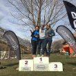 IV Trofeo Ski Montaña Palentina, premiacuón femenina.
