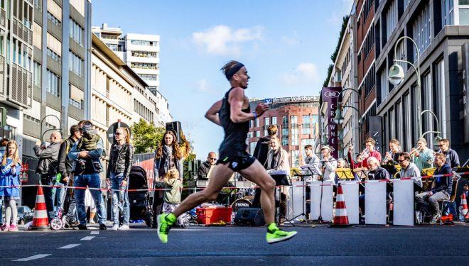 Maratón de Berlín 2018