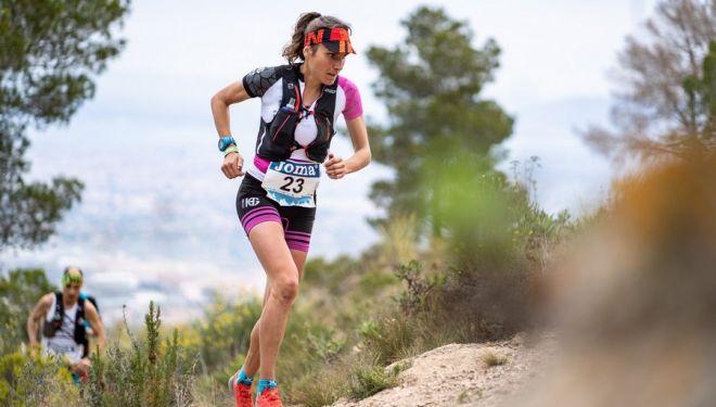 Marta Molist en El Valle Trail 2019