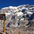 Ruta 'Directa Ecuador' al Aconcagua, abierta por Karl Egloff y Nicolás Miranda en febrero de 2019