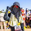 Una participante del Marathon des Sables 2019