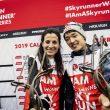Elisa Desco y Ruy Ueda, vencedores en el Mt. Awa Skyrace 2019