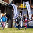 Kilian Jornet, Armin Höfl y Jakob Herrmann llegando a meta del Trofeo Mezzalama 2019