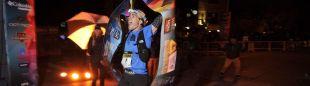Pau Capell en la meta de Patagonia Run 2019