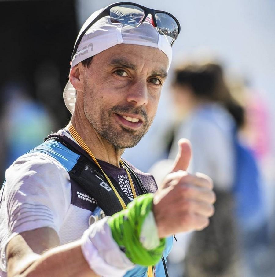 Tòfol Castanyer en la Formentera All Round Trail 2019