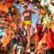 Oriol Cardona en Yading Skyrun 2019