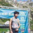 Oriol Cardona marathon du mont blanc 2019 42km. Igone Campos