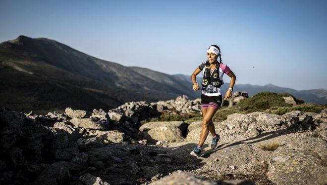 Gemma Arenas ganadora del Gran Trail Peñalara 2019