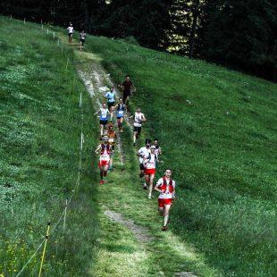Pelotón marathon du mont blanc 2019 42km.Igone Campos