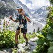 Sylvain Court en Mont Blanc 90km 2018. David Gonthier