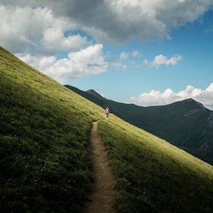 Participante de la Andorra Ultra Trail 2019