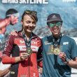 Jan Margarit y Denisa Dragomir ganadores (categoria Sky) de la última prueba del Campeonato de Europa de Skyrunning 2019 (Veia SkyRace® , Piamonte, Italia)