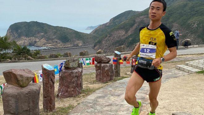 You Peiquan en la Hong Kong 100 2020, que ganó