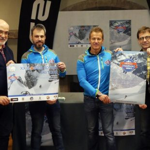 Presentación de la SkiRace CopaNorte 2020