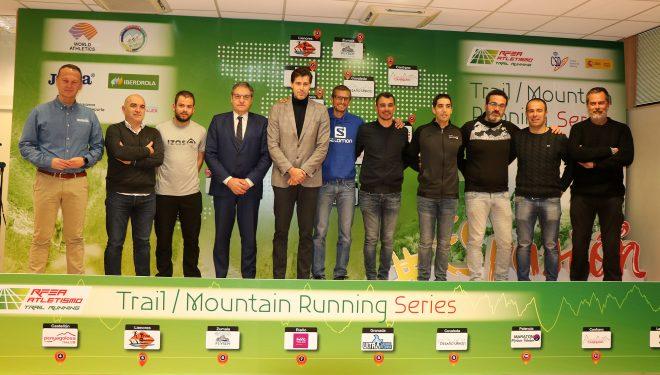 Presentación Trail/Mountain Running Series 2020 por la RFEA