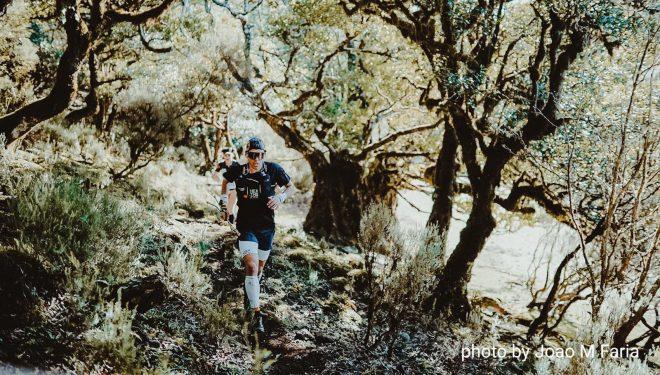 Pau Capell en el Trail Porto Moniz 2020, que ganó