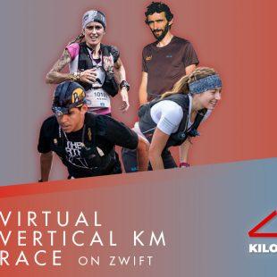 "Cartel del primer ""Kilómetro Vertical"" virtual"