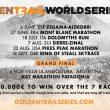 Cartel de las Golden Trail Series 2021