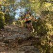 Maria Casals en el Campeonato de Trail Running por Selecciones Autonómicas 2020 en Ibiza