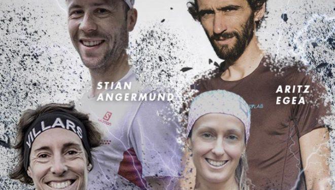 Cartel del Asalto al Récord de la Maratón del Meridiano 2021