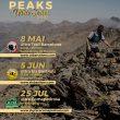 Cartel de las Peaks Ultra Series 2021