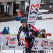 François D`Haene en la Copa del Mundo de Esquí de Montaña 2020-21 en Flaine (Francia)