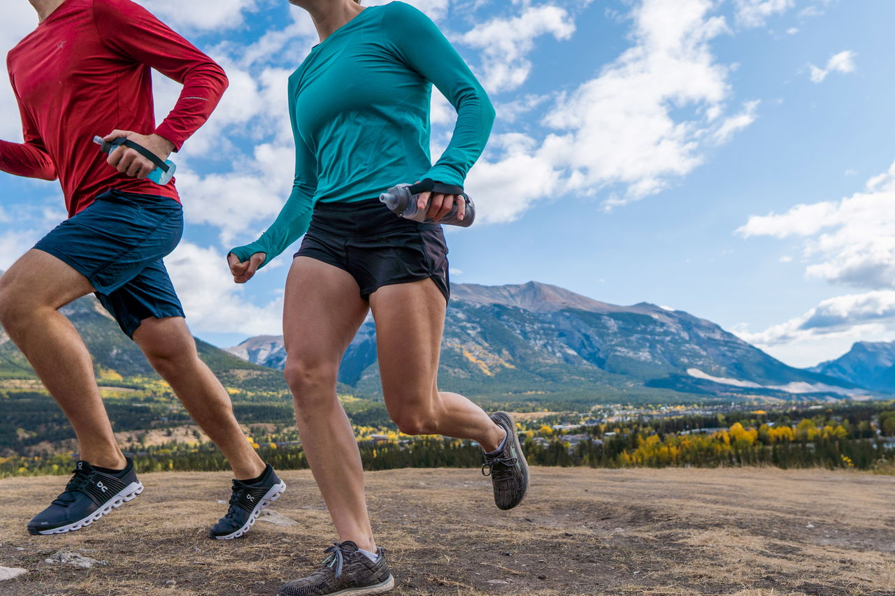 Hydrapak Trail run