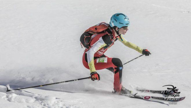 Marta García en la Marmotta Trophy 2021 Individual