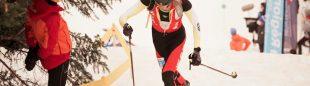 Oriol Cardona en la Copa del Mundo de Esquí de Montaña 2020-21 en Flaine