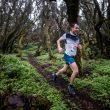 Stian Angermund-Vik en el Maratón del Meridiano 2021