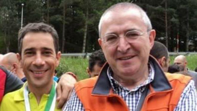 Goio Larrañaga y Jose Antonio Blas