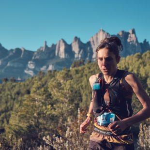 Marta Molist en Montserrat Skyrace 2021