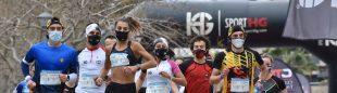 Salida de la modalidad 23K del Ultra Trail Tarragona